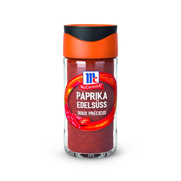 Paprika & Chilli - McCormick Ground Spicy Paprika