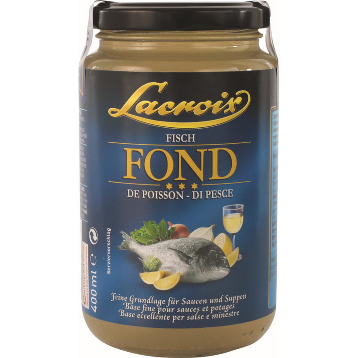 Special Bouillons & Stocks - Lacroix Fish Stock