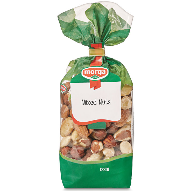 Mixed Fruit & Trail Mix - Issro Mixed Nuts
