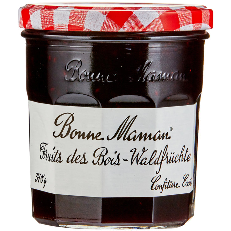 Mixed Fruit - Bonne Maman Wildberry Jam