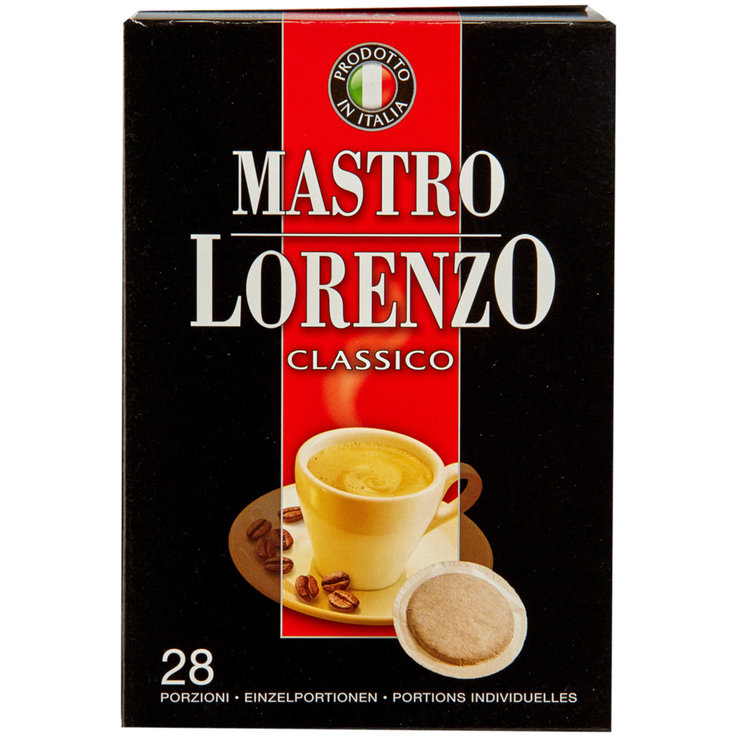 Other Systems - Jacobs Mastro Lorenzo Café Classico Coffee 28 Portions