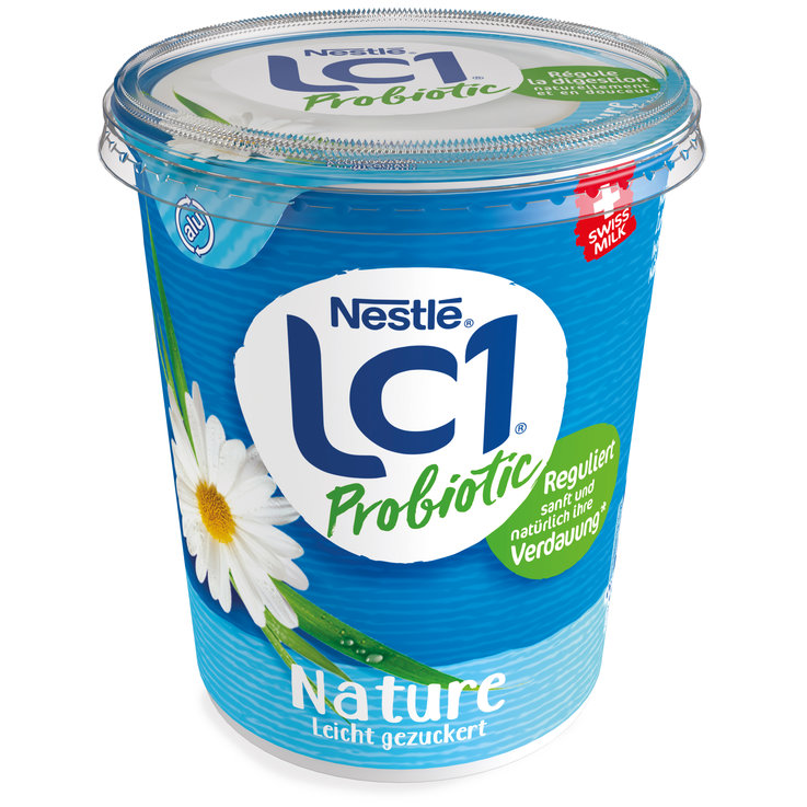 Natural Yogurt - LC1 Plain Yogurt