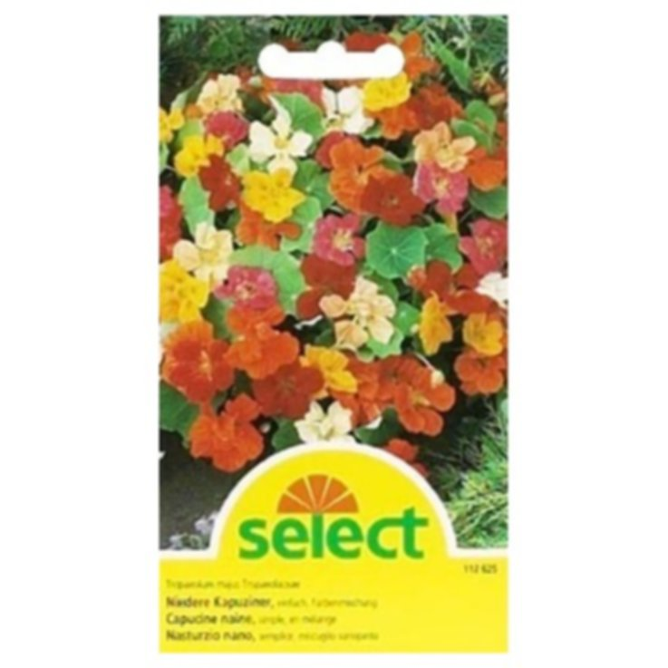 Semences - Select Semences de Tropaeolum assortis