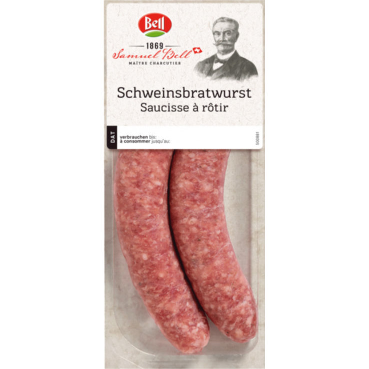 Sausages & Cervelas - Bell Grilling Sausages 2 Pieces