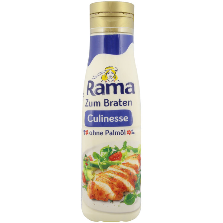 Cooking Butter & Cooking Fat - Rama Culinesse Clarified Cream