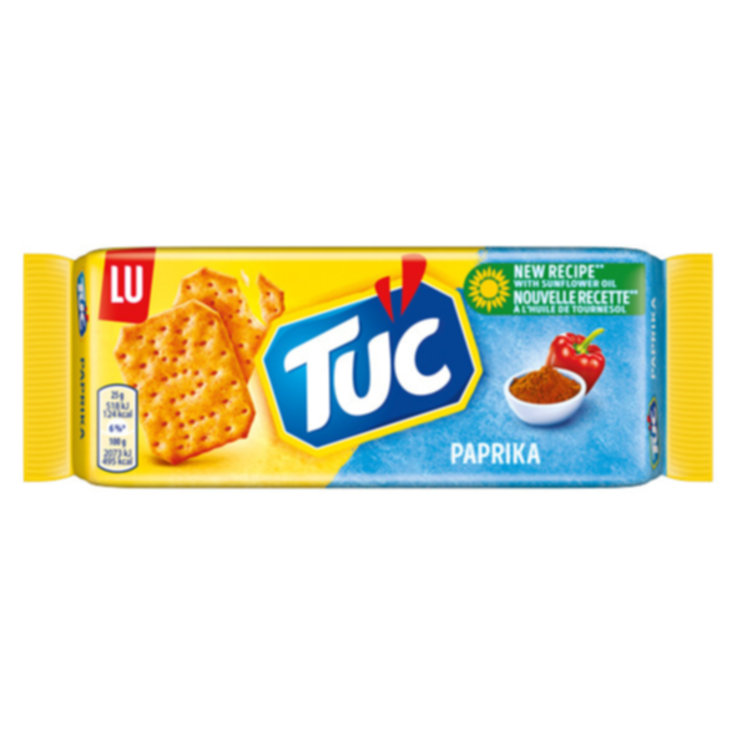 Cracker - Tuc Cracker Paprika