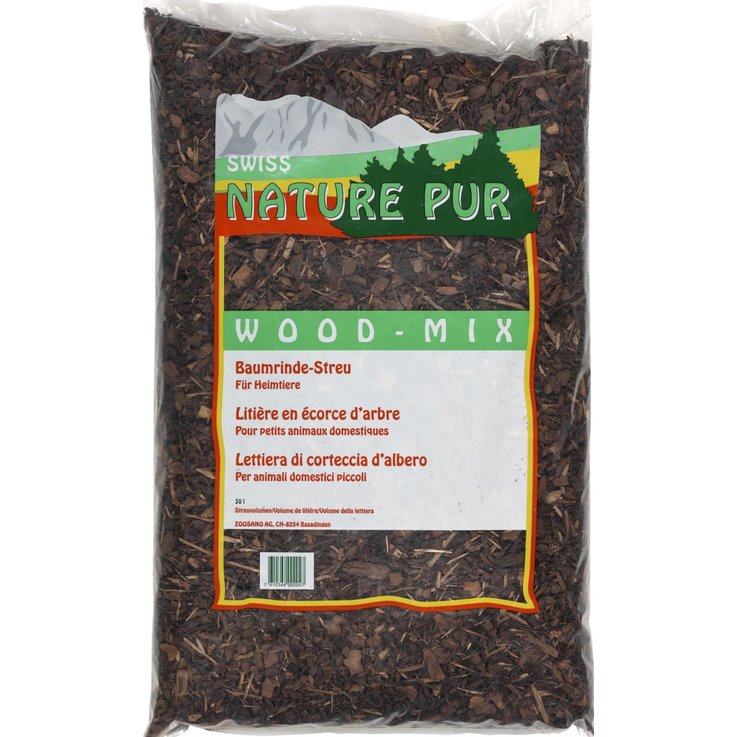 Wood - Nature Wood Mix 30 l