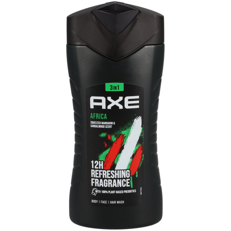 Men''s Shower - Axe Men Africa Shower Gel