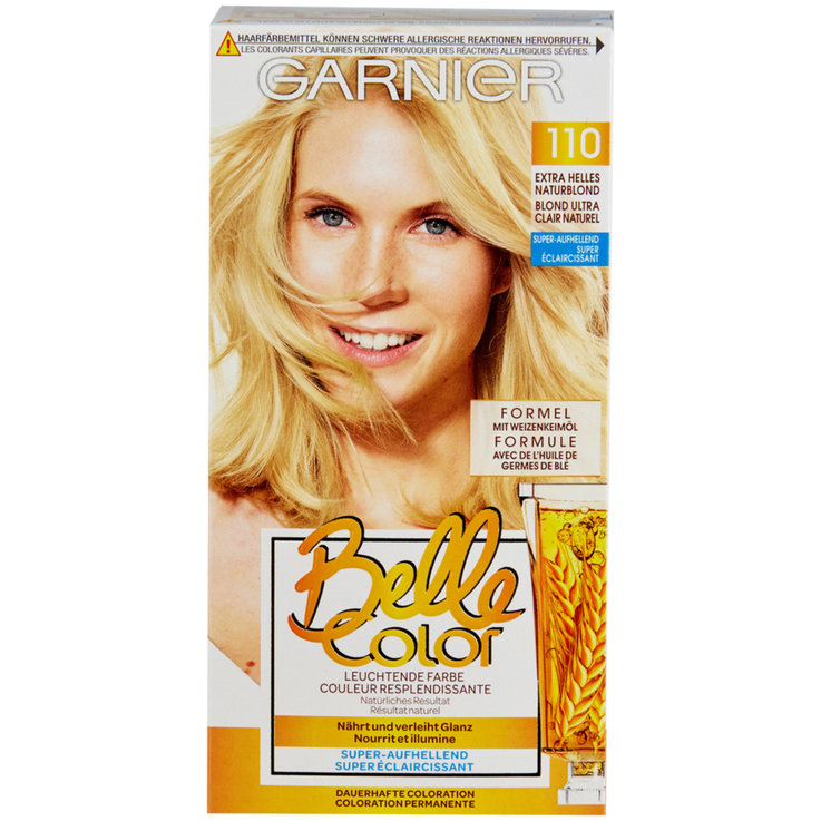 Blond - Belle Color 110 Extra Helles Naturblond