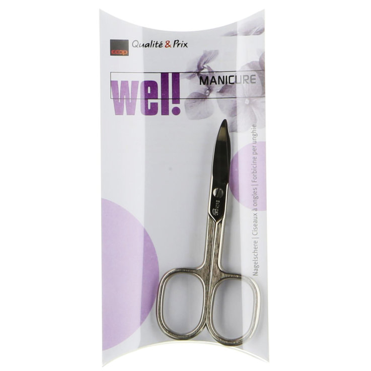 Nails - well Nail Scissors