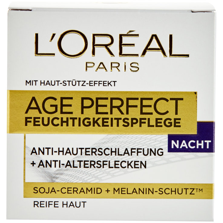 Mature Skin & Anti-Age - L'Oréal Age Perfect Night Cream