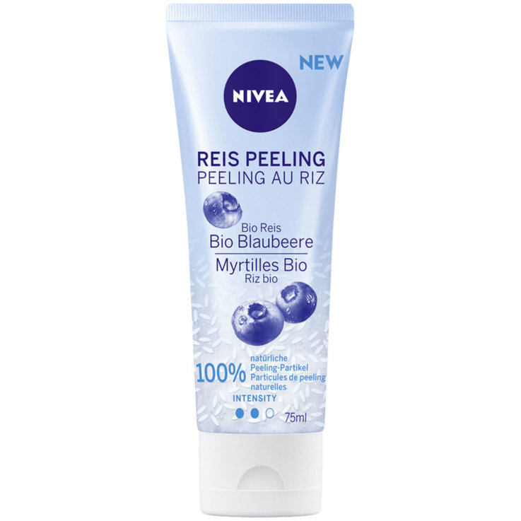 Wash Gel & Exfoliants - Nivea Gentle Firming Peeling