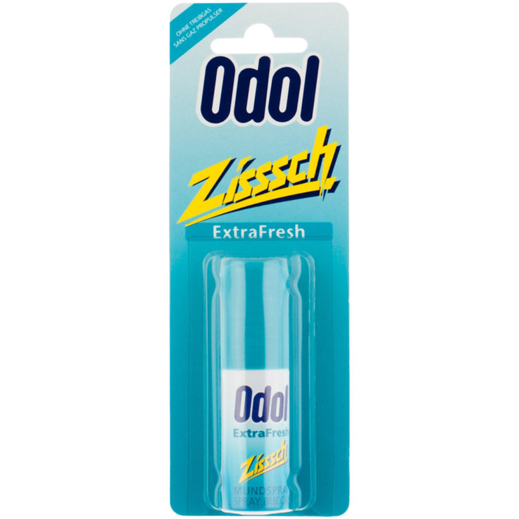 Mouthwash - Odol Extra Fresh Buccal Spray