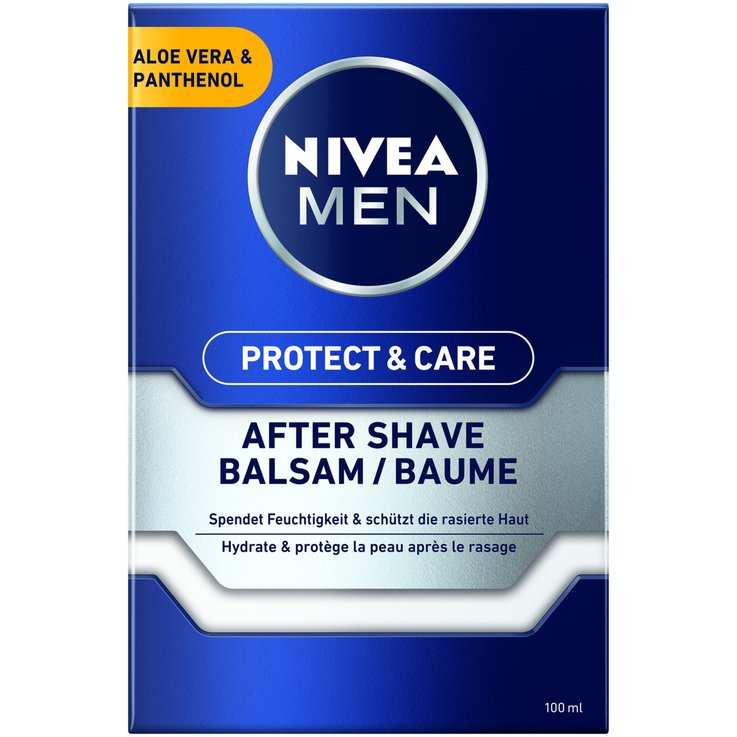 Aftershave - Nivea Men Protect & Care After Shave Balm