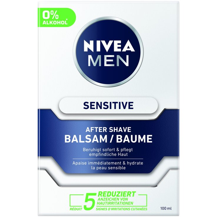 Dopobarba - Nivea Men Sensitive After Shave Balsam