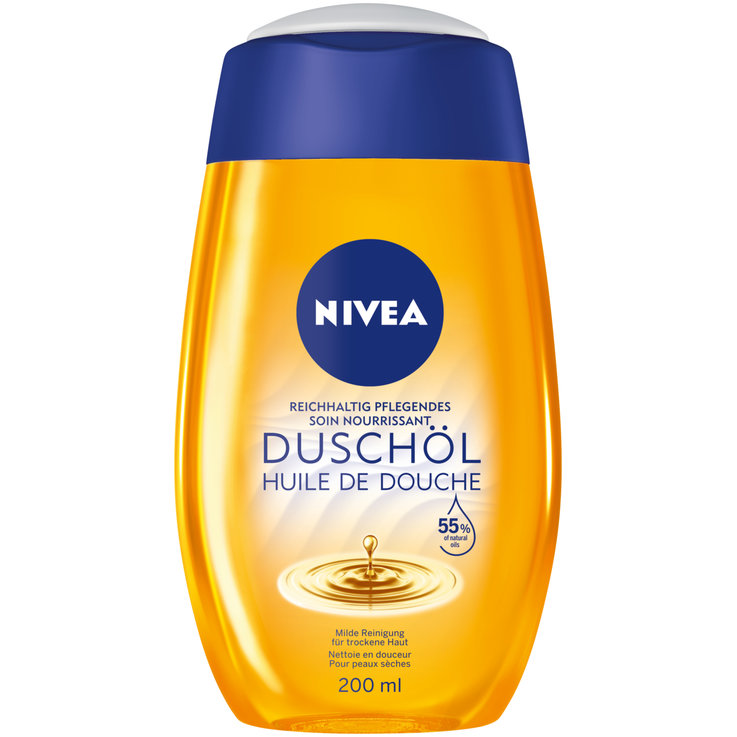 Gel doccia - Nivea Duschöl Natural Oil