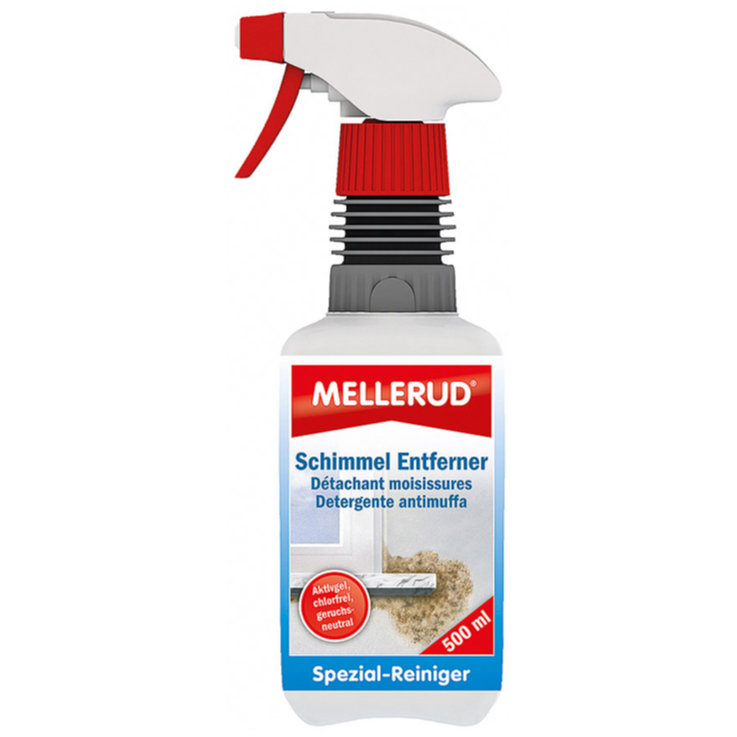 Descaler & Specialty Cleaners - Mellerud Mould Cleaner