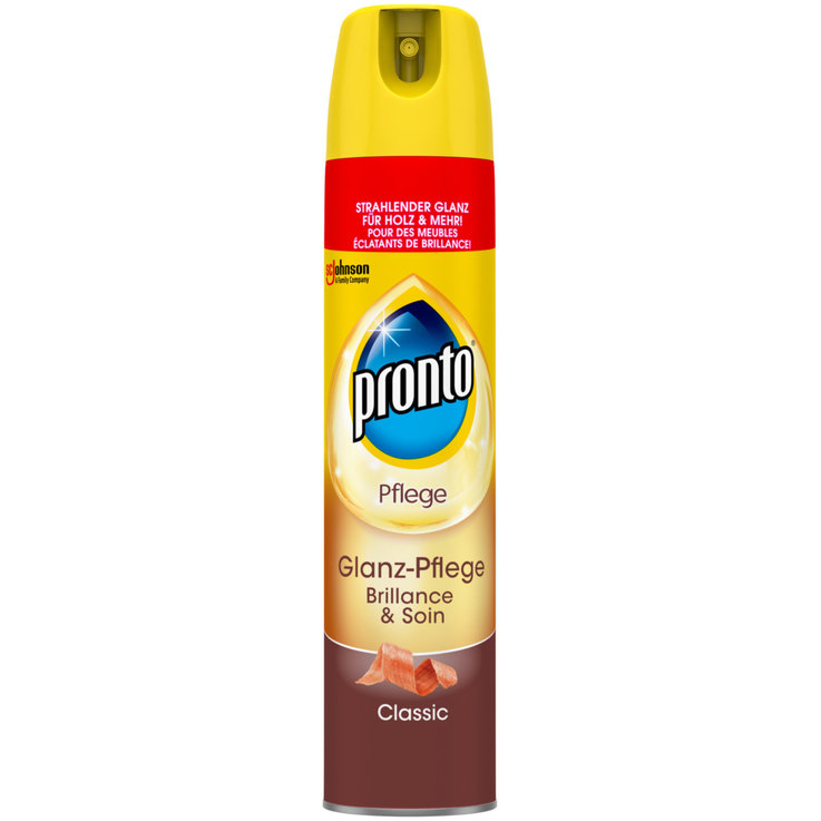 Surface & Furniture Care - Pronto Classic Furniture Spray 250 ml