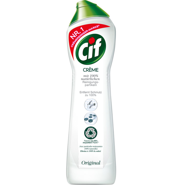 All-Purpose & Floor Cleaners - Cif Regular Cleaning Cream