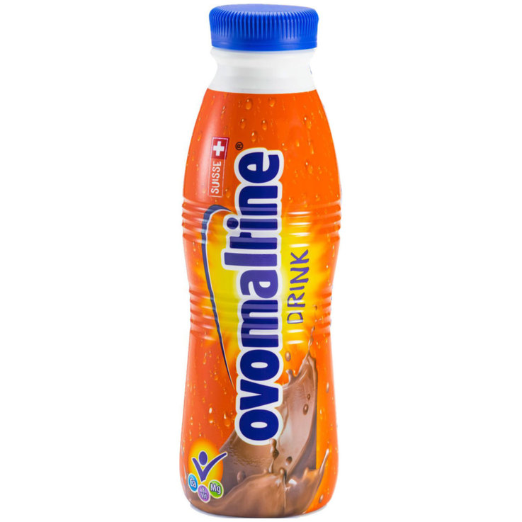 Chocolate Milk Drinks - Wander UHT Ovo Drink Chocolate Beverage