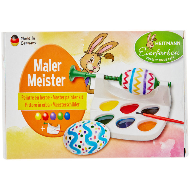 Decoration & Accessories - Easter Egg Painting Set