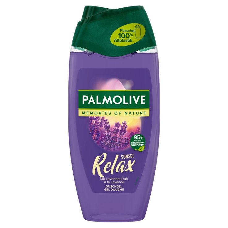 Shower Gel - Palmolive Absolute Relax Aroma Therapy Shower Gel
