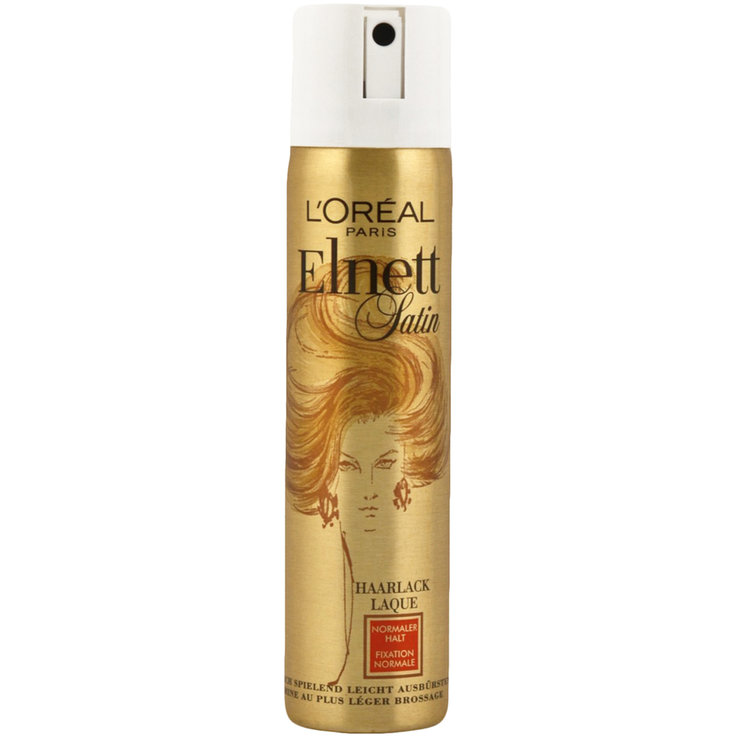 Hairspray - Elnett Regular Hold Satin Hairspray