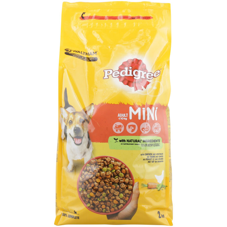Dry Food - Pedigree mini Geflügel