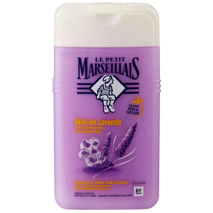 Shower Cream - Le Petit Marseillais Lavender Honey Shower Cream