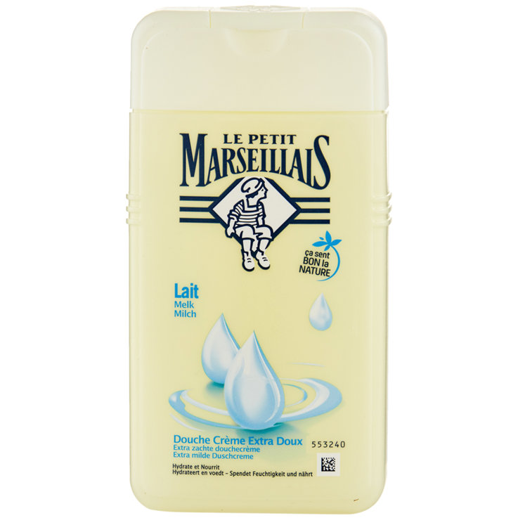 Shower Cream - Le Petit Marseillais Milk Shower Cream
