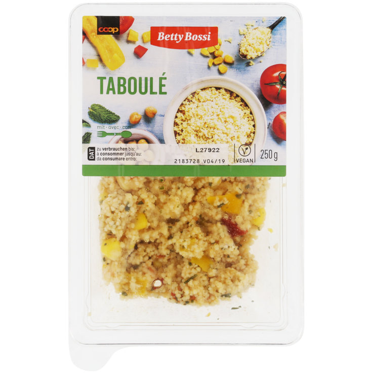 Insalate già pronte - Betty Bossi insalata di taboulé
