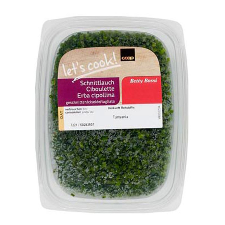 Fresh Herbs - Betty Bossi Chopped Chives