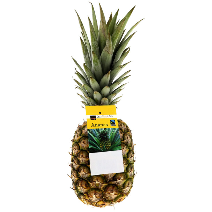 Pineapple & Mangoes - Fairtrade Pineapple 1 Piece