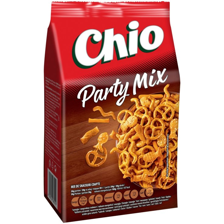 Salzgebäck - Chio Party Mix 200g
