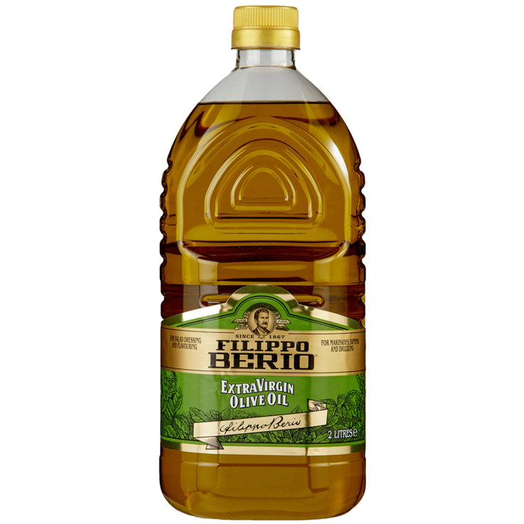 Olive Oil - Filippo Berio Extra Virgin Olive Oil