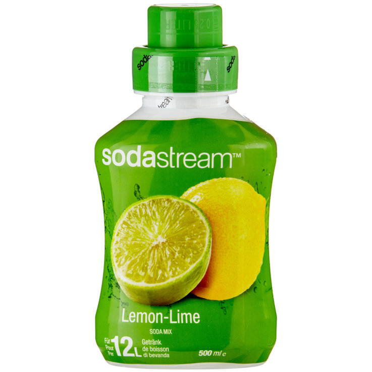 Sirup - Soda Stream Mix Lemon-Lime