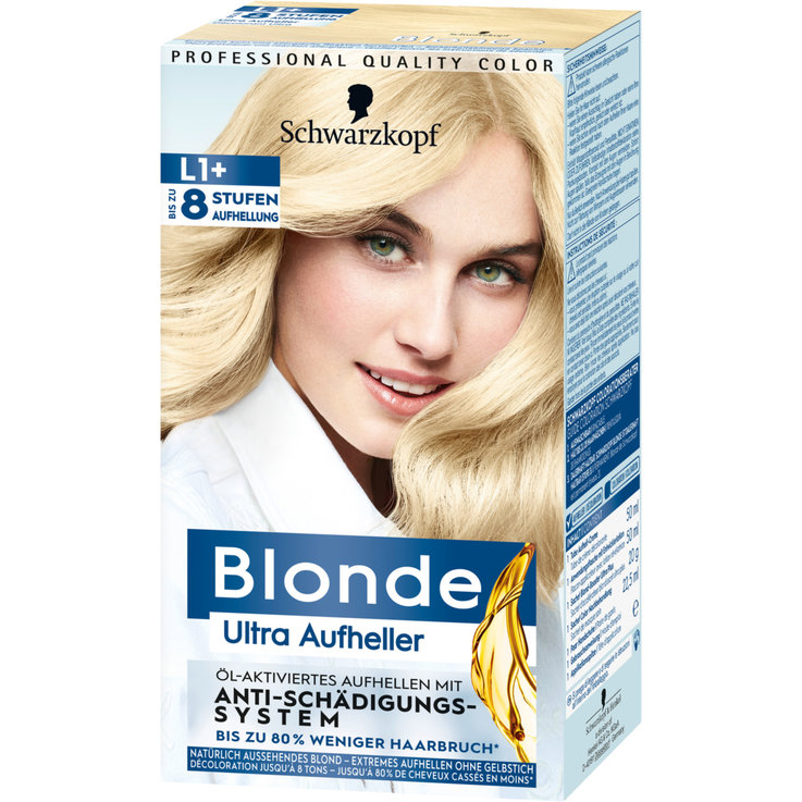 Blond - Blonde Éclaircissant blond Ultra Plus L1+