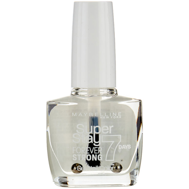 Nägel - Maybelline Nagellack Forever Strong 25 Crystal Clear