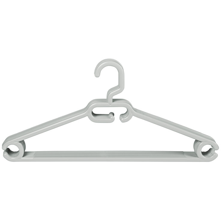 Ironing Accessories - ExCare Shirt Hangers 8 Pieces