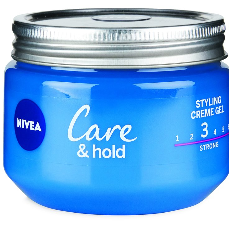 Gel - Nivea Haargel Creme Care & Hold Styling