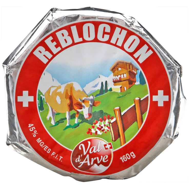 Red Mould Cheese - Reblochon Soft Cheese from Val d'Arve