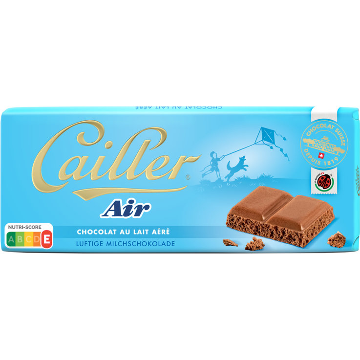 Milk - Cailler Airy Milk Chocolate Bar