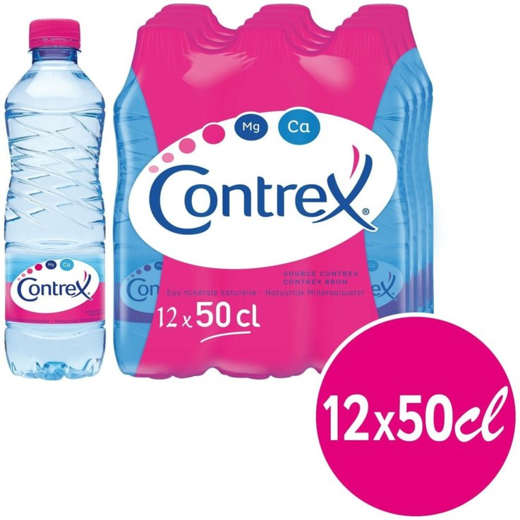 Multipacks under 1 Liter - Contrex Natural Mineral Water 2x  300cl