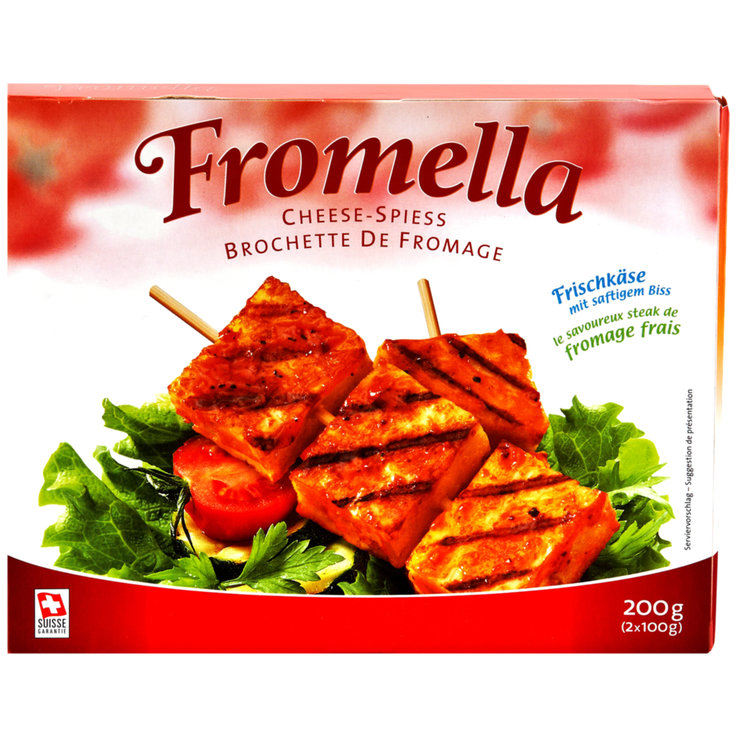 Processed & Grilled Cheese - Baer Brochettes Fromella