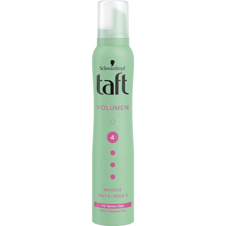 Mousse - Taft Haarschaum Volume Ultra Strong