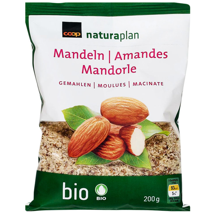 Nuts - Naturaplan Organic Ground Almonds