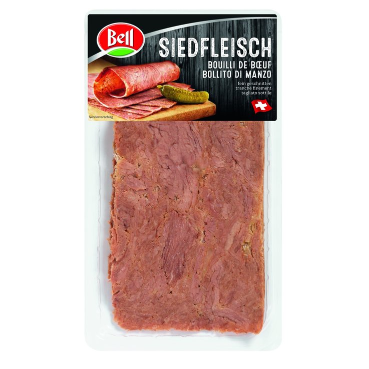 Cold Cuts - Bell Cooked Beef Slices
