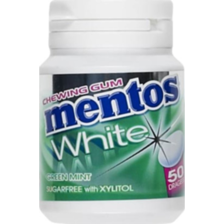 Chewing-gums - Mentos Chewing-gum White Spearmint