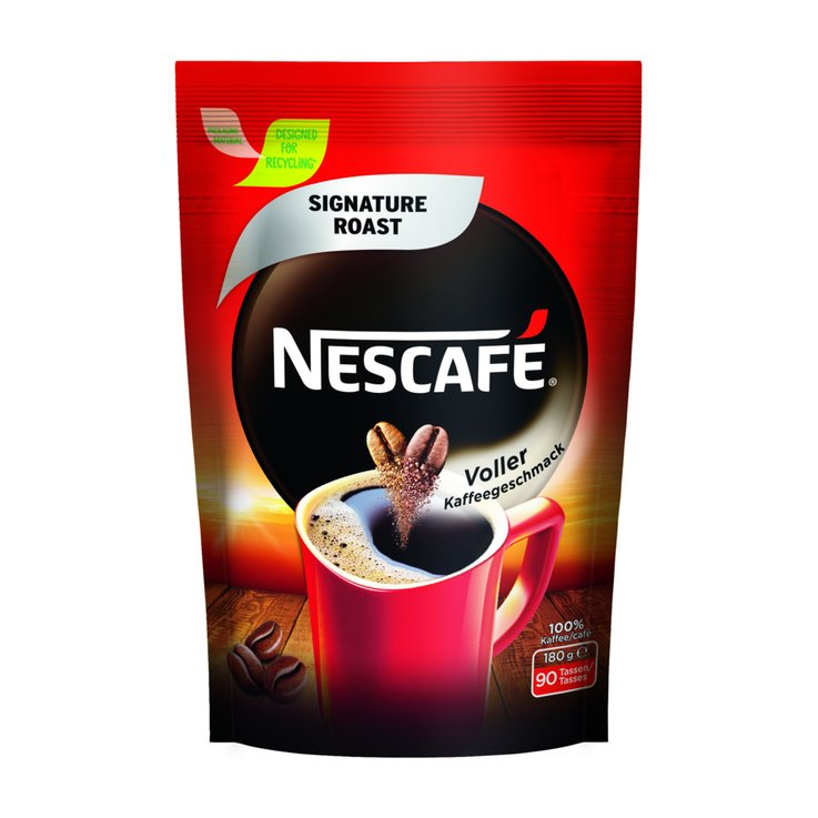Instant Coffee - Nescafé Red Cup 100% Instant Coffee