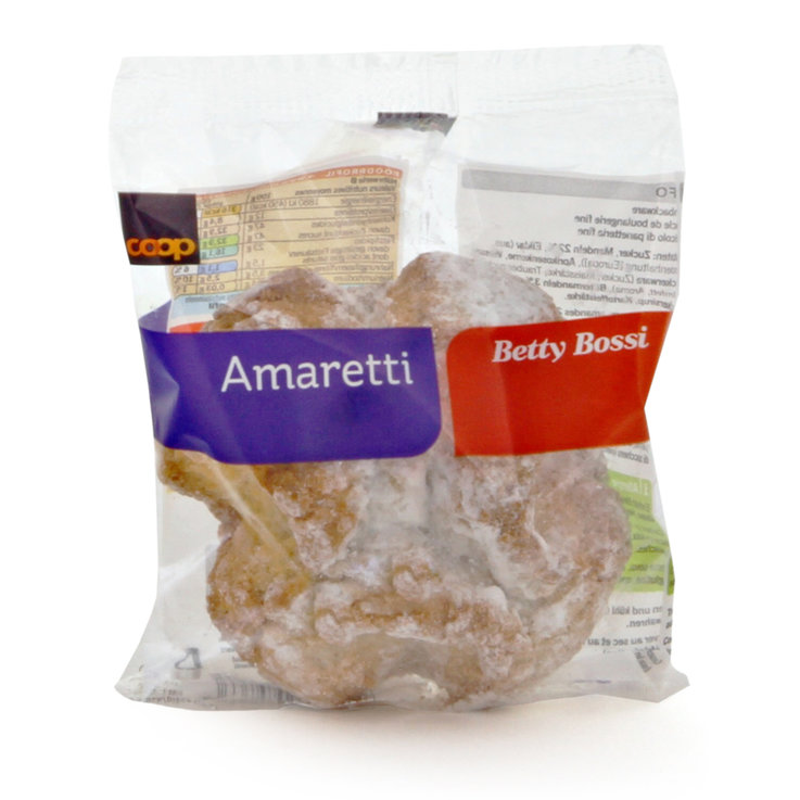 Cookies with Nuts - Betty Bossi Amaretti